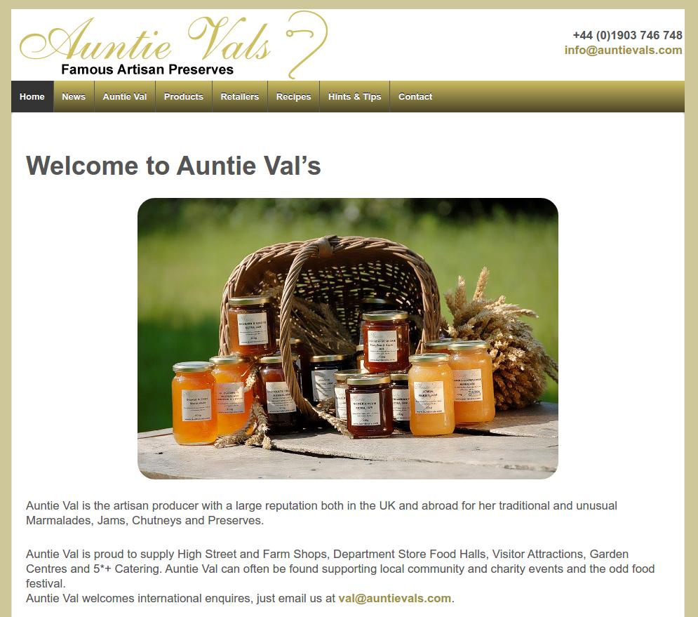 Auntie Val's